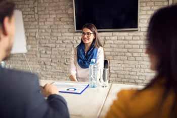 Como realizar una entrevista de trabajo