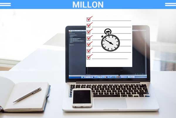 Test de Millon