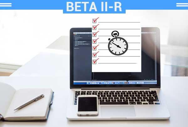 Test Beta II-R