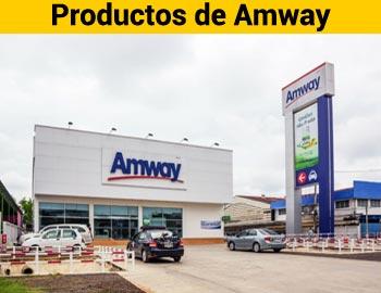 Productos de Amway en estados unidos