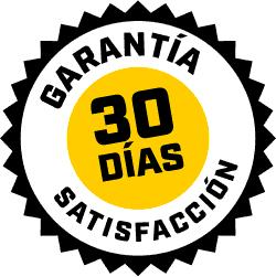 Garantía de reembolso por 30 días