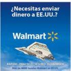 Como enviar dinero de México a Estados Unidos por Walmart
